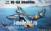 02821 Я-Моделист клей жидкий плюс подарок Самолет Trumpeter 1/48 HU-16A Albatross