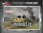 TM35103 Thunder 1/35 Bergehetzer Early Special Edition
