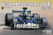 20009 Ebbro 1/20 Team Lotus 72E 1973