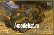 72008 IBG models 1/72 Polski FIAT 508/III Lazik late version