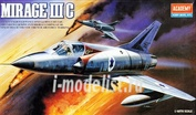 12247 Academy 1/48 Mirage III-C Fighter