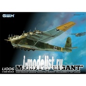 L1006 Great Wall Hobby 1/144 Me 323 D-1