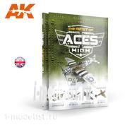 AK2925 AK Interactive THE BEST OF: ACES HIGH MAGAZINE – VOL1 / Лучший из: асов выпуск 1