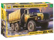 3654 Zvezda 1/35 Army truck