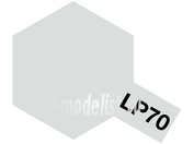 82170 Tamiya Краска LP-70 Gloss Aluminum