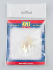 AVD143010202 AVD Models 1/43 Бочка металлическая 200л, 2 шт.