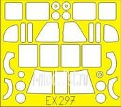 EX297 Eduard 1/48 Маска для HH-60H