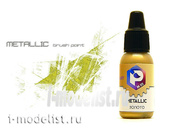 M05 Pacific88 Acrylic Gold paint (Gold) Volume: 10 ml.