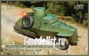 35023 IBG 1/35 MARMON-HERRINGTON Mk.II  Mobile Field Force type