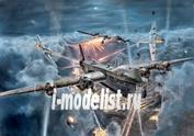 1335 Italeri 1/72 Самолет STIRLING Mk.I