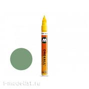 127223 molotow marker one4all 127hs #205 khaki 2mm