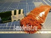 СМ008 СоюзМакет Крона кустов (красно-коричневая)