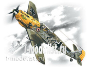 72132 ICM 1/72 Bf-109 E-4