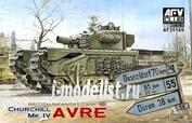 AF35169 AFVClub 1/35 Churchill Mk.IV Avre