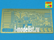 48 003 Aber Photo-Etched 1/48 M4 Sherman Early Production