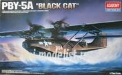 12487 Academy 1/72 Самолёт PBY-5A