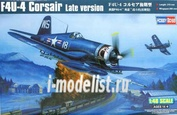 80387 Hobby Boss 1/48 F4U-4 Corsair Late version