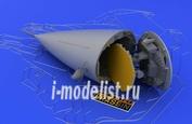 648033 Eduard 1/48 Набор дополнений F-16 radar late