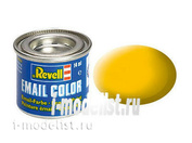 32115 Revell Enamel yellow paint, RAL1017, matte (yellow, mat RAL 1017)