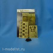 MD7218 Metallic Details 1/72 Экстерьер для C-141