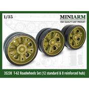 35238 Miniarm 1/35 Набор катков для Т-62