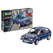 07673 Revell 1/24 VW Golf Gti