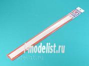 70132 Tamiya Пластик белый круглый диаметром 2мм, длина 40см, 10 шт.