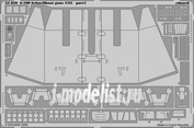 53039 Eduard 1/35 Фототравление для S-100 Schnellboot guns