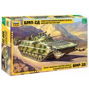 3555 Звезда 1/35 Советская боевая машина пехоты БМП-2Д (Афганская война)