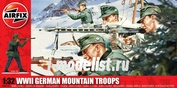 4713 Airfix 1/32 WWII German Mountain Troops