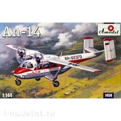 1456 Amodel 1/144 Antonov An-14