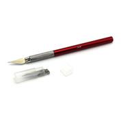 4020 JAS Нож с цанговым зажимом, алюминиевая ручка