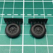 3DM-002 3DM 1/48 Колёса для Ла-11