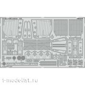32455 Eduard 1/32 Фототравление для P-40E exterior