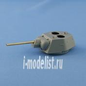 NS-B-48001 North Star 1/48 Металлический ствол RUSSIAN 76,2MM F-34 TANK BARREL FOR T-34/76 MODEL 1941/43 & KV-1