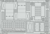 36429 Eduard 1/35 Фототравление для Hummel ящики с вооружением