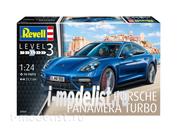 07034 Revell 1/24 Porsche Panamera 2