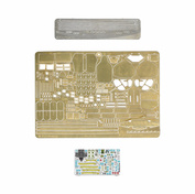 048019 Microdesign 1/48 Photo Etching kit for I-153