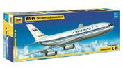 7001 Звезда 1/144 Пассажирский авиалайнер Ил-86
