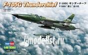 80333 HobbyBoss 1/48 Самолет F-105G Thunderchief