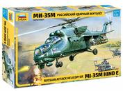 7276 Звезда 1/72 Российский ударный вертолёт Ми-35М