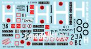 35119 BisonDecals 1/35 Suez 1956 #1 - British Tropps