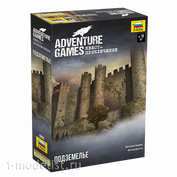 8999 Zvezda Adventure Games. Subterranean