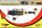 480004 Mirage Hobby 1/48 WWI Halberstadt CL. IV