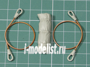 ER-3551 Eureka 1/35 Towing cables for T-44