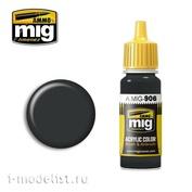 AMIG0906 Ammo Mig acrylic Paint DUNKELGRAU SHADOW