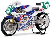 "14110 Tamiya 1/12 Motorcycle Ajinomoto Honda Nsr250 "",90"