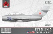 J72052 KPModels 1/72 UTI MiG-15 Warsaw Pact