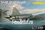 TA7203 Tarangus 1/72 Saab JA 37 Viggen