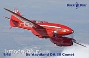 48-017 МикроМир 1/48 De Havilland DH 88 Comet